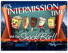 Drive In Movie Theater Memories, my favorite time at the movies, the cartoons that started before the movie and even loved the snack bar cartoons. Photo Vintage, Vintage Ads, Vintage Stuff, Vintage Menu, Funny Vintage, Retro Ads, Vintage Cameras, Vintage Signs, Unique Vintage
