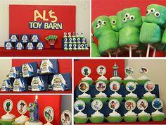 Toy Story birthday party idea