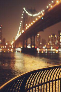 #night #city #bokeh #brightlights #street #cute #romantic
