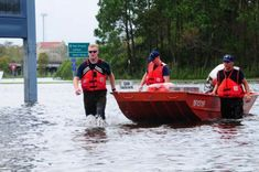 The Race Against Climate Change   World Resources Institute U.S. Coast Guard responds to flooding in LaPlace, TX. Photo credit: US Coast Guard/Flickr