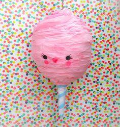 Whack Piñatas — Cotton Candy Piñata