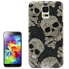 Backcover Case fürs Samsung Galaxy S5 i9600 Skull