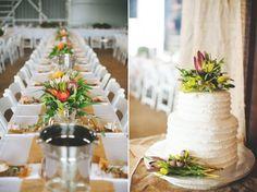 Lauren and Tim's Warehouse Wedding