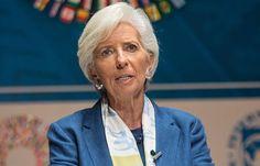 Lagarde'dan Davos'ta sığınmacı açıklaması - IMF Başkanı Lagarde, sığınmacıların Avrupa ekonomisini güçlendirebileceğini söyledi