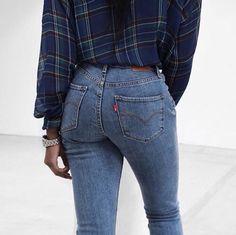 Levis jeans. Denim