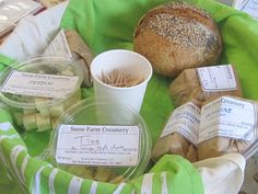 farmers market cheese display - Google Search