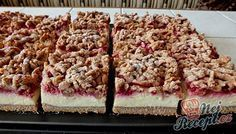 Kinder mliečny rez – rýchly a výborný koláčik bez múky! Cake Recipes, Dessert Recipes, Czech Recipes, No Bake Cake, Great Recipes, Sweet Tooth, Cheesecake, Deserts, Food And Drink