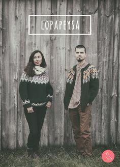 Lopapeysa | Icelandic traditional sweater | Icelandic fashion | Icelandic design | Icelandic jumper | Icelandic wool | Icelandic pattern | Reykjavik fashion