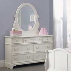 Arielle 7 Drawer Dresser - Kids Dressers and Chests at Hayneedle