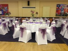 The Lindhurst Rooms at Mansfield Civic Centre