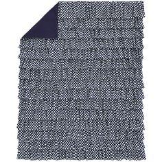 Polka Dot Sheets Navy Blue With Large White Polka Dots