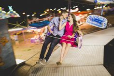 ensaio - pre-wedding - parque de diversões - parque de diversão - Curitiba - Franzen - Love Freedom Madness ♥