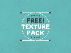 Free Subtle Vector Texture Pack! by ryan weaver