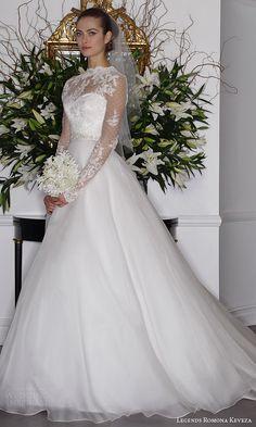 Legends Romona Keveza Fall 2016 Wedding Dresses