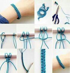 Similar to cobra braid Bracelets