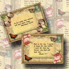 Sauls conversion free printable comic strip style story bible verses share your faith vintage art on postcard hanggift tags fandeluxe Gallery