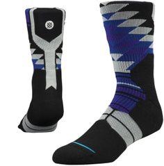 best service f11b7 67f43 Stance Blackbrush Grip Crew Socks