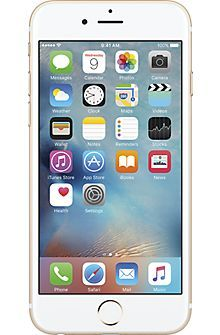 Apple® iPhone® 6s 128GB in Gold