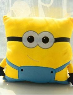 Minion Pillows To Sew Patterns Mehr & FREE Minion Pillow Sewing Pattern. It\u0027s super easy try it out ... pillowsntoast.com