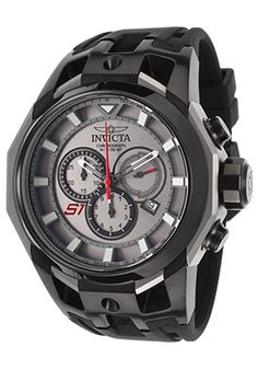 Invicta Men's S1 Rally Chrono Black Silicone Titanium-Tone Dial Black BezelInvicta 16812 Watch  http://www.ewatches.com/detail.asp?iq=1&bo_products_id=0&bo_products_variance_id=268608&promotion_code=WMP13422072115160300971268608