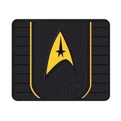 Star Trek Delta Logo Rubber Utility Mat