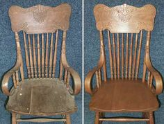 Choosing the Way of Square Measure Furniture Care: Before And After Dried Out Chair Furniture Care ~ Furniture Inspiration
