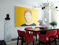 Mimran's Manhattan apartment, H&H