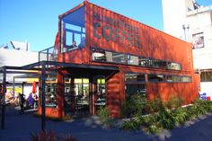 Hummingbird Coffee, Christchurch city 1