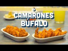 ¿Cómo preparar Camarones Búfalo? - Cocina Fresca - YouTube