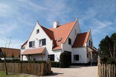 Home in Knokke - Belgium. Image via Home Sweet Home.