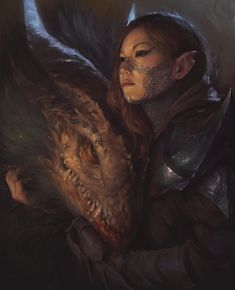 What do you think of the bond between dragons and humans in fantasy? ▬ ▬ ▬ ▬ ▬ ▬ ▬ ▬ ▬ ▬ ▬⠀ 🗡️ Like this post to see more! Fantasy Artwork, 3d Fantasy, Fantasy Dragon, Dragon Art, Fantasy World, Dark Fantasy, Fantasy Heroes, Pet Dragon, Fantasy Inspiration