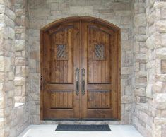 speakeasies : clear or leaded glass grills, operative doors, arched or squ,  Door Style DbyD-3028
