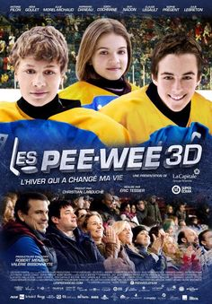 Les Pee-Wee L'hiver qui a changé ma vie on IMDb: The story of a group of young hockey players, living in a small village in Quebec, preparing to compete in the season of their lives. Hockey Tournaments, Hockey Players, Quebec, Phil Hartman, Alex Williams, Latest Movies Out, Pee Wee Herman, Drama, Congratulations