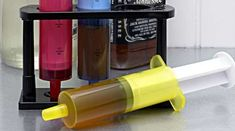 Medical Alcohol Dispensers - Doctors Orders Syringe Shooters Turn Shots into Medicine  #drinking #alcohol