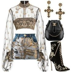 Kpop Fashion Outfits, Stage Outfits, Edgy Outfits, Mode Outfits, Classy Outfits, Cute Fashion, Womens Fashion, Fall Fashion, Petite Fashion