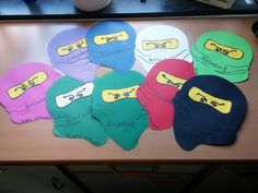 Ninjago Einladungen Geburtstagsparty Kann Kommen
