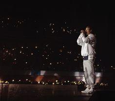 November 25: [More] Fan taken photos of Justin performing in Lisbon, Portugal.