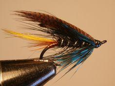 Connemara Black, salmon version