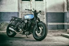"Racing Cafè: Honda GL 1000 ""Nordiq"" by ER motorcycles"