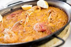 Book a table at these top restaurants in Valencia, which serve traditional paella and modern Mediterranean cuisine.