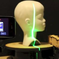 Use Your Smartphone as a 3-D Scanner : Discovery.com