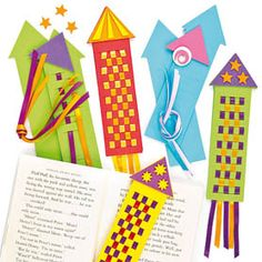 loahttp://www.bakerross.co.uk/cat_id/CURRBON/cid/FQN1TECTEHA42N2RVOHVA328I5DPPEVV/product-Rocket-Weaving-Bookmark-Kits-ET164.ht..........creative ideas and crafts order from Baker Ross