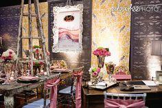 blush magazine + swept bridal show - Google Search