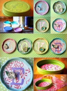What To Do With Old Lids 7