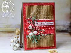 - Retro Drobiazgi - Pracownia Rękodzieła - decoupage i scrapbooking: Kartki świąteczne.