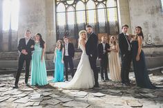 Boho Winter Wedding St Louis Photographer