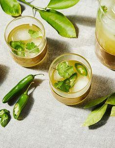 GP's Favorite Snack Foods: Spicy Cilantro Lemonade