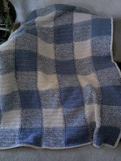 Ravelry: sciafarm's Jen and Amy's afghan
