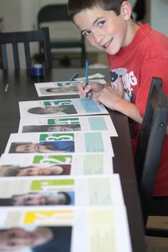 """SCHOOL YEAR IN REVIEW PRINTABLES 