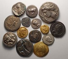 Ancients: Getting Started with Ancient Coins